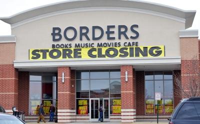 Borders Closing Down Borders Closing