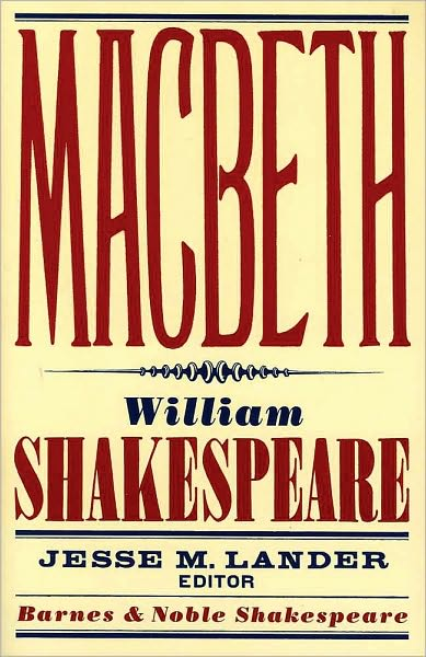 a literary analysis of the english drama macbet by william shakespeare